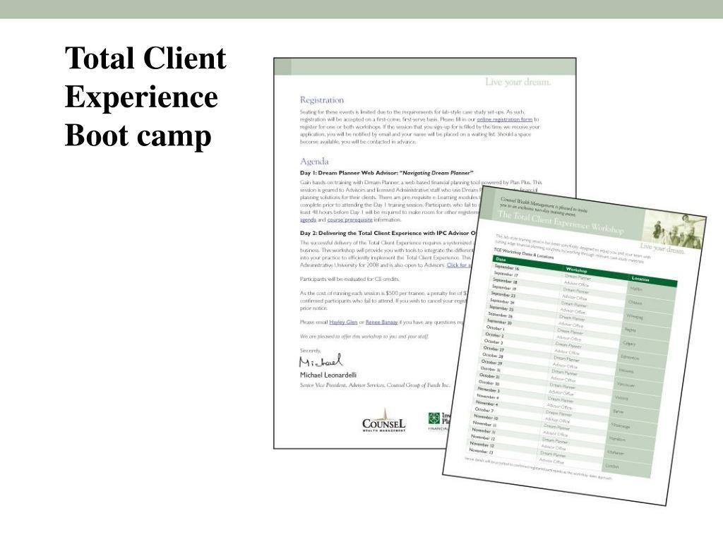 Total Client