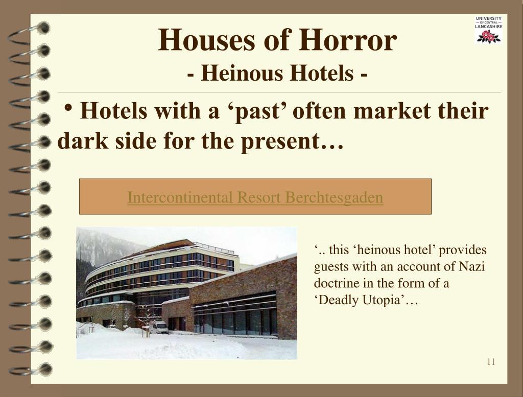 Houses of Horror