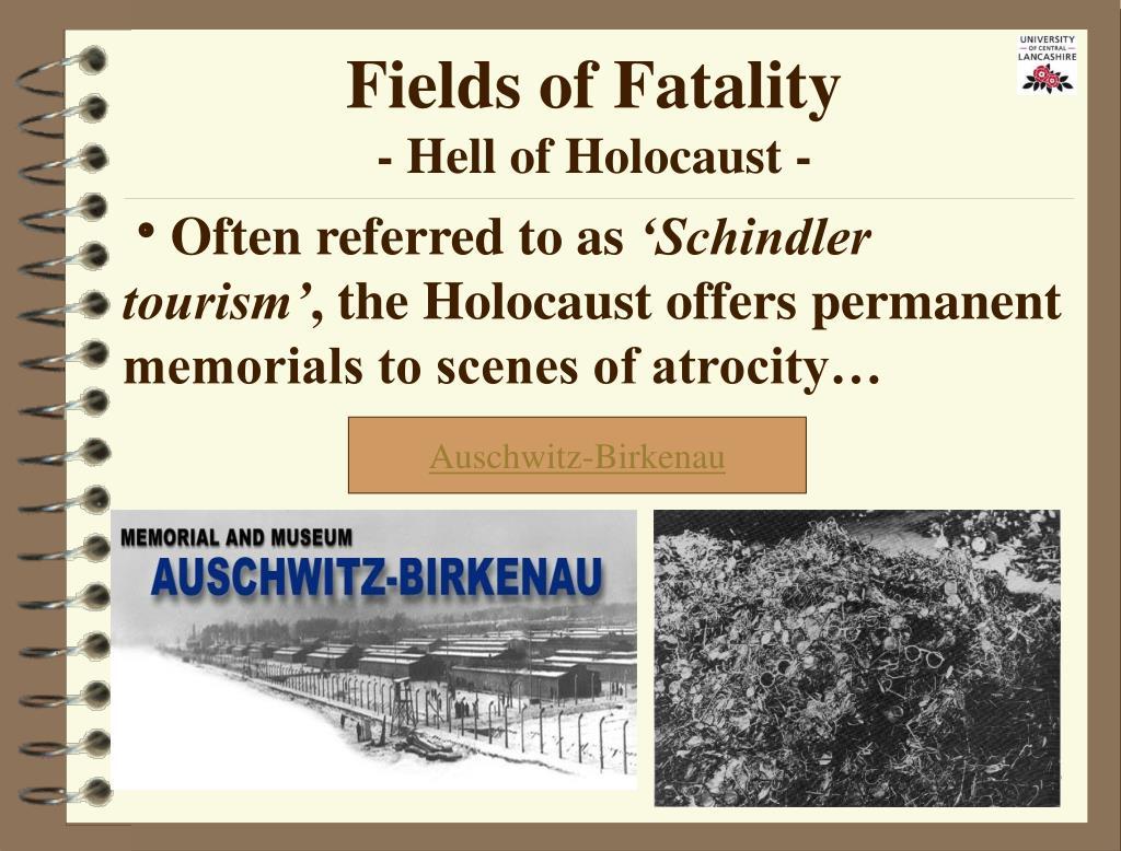 Fields of Fatality