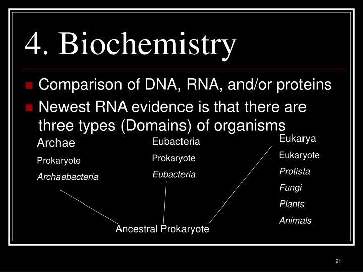 4. Biochemistry