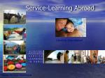 service learning abroad