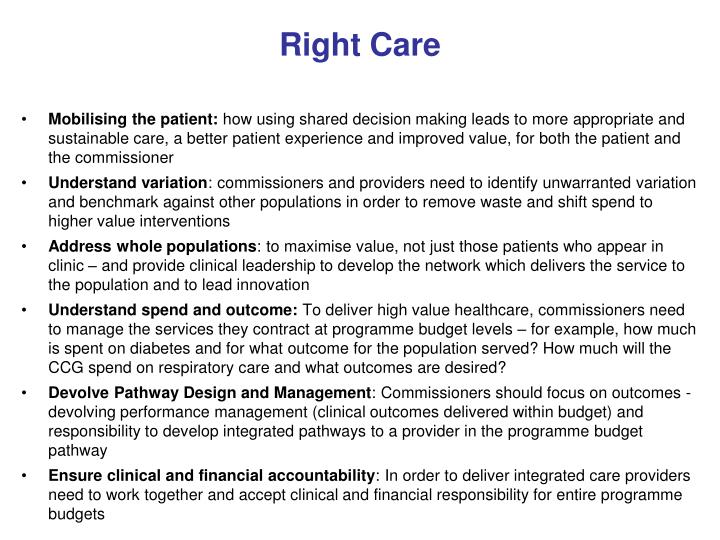 Right care1
