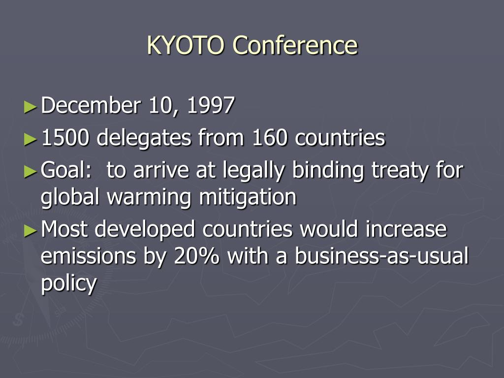 KYOTO Conference