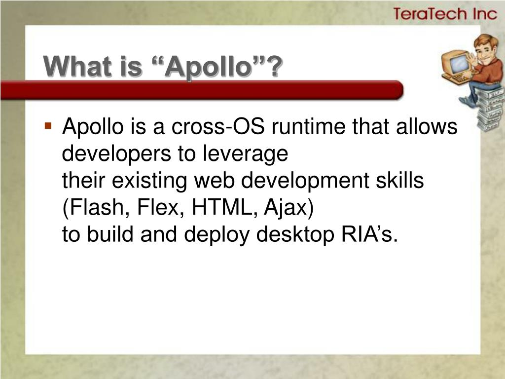 "What is ""Apollo""?"
