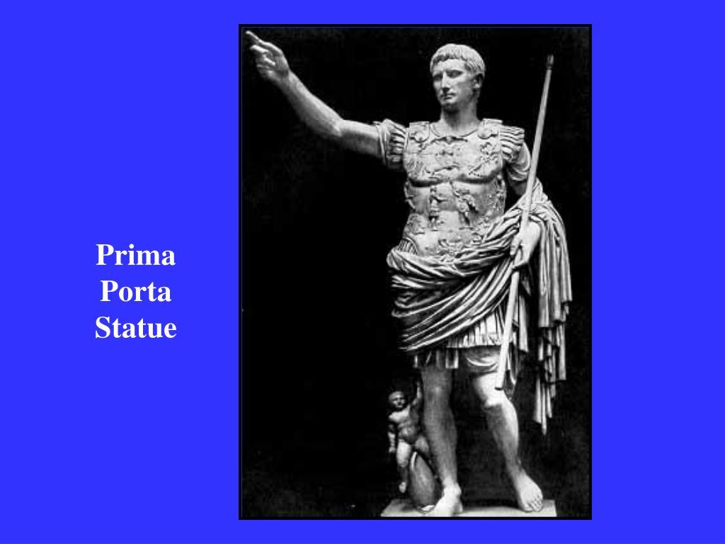 Prima Porta Statue