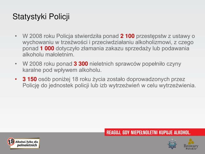 Statystyki Policji