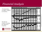 financial analysis2