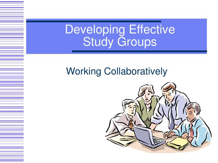 Developing Effective
