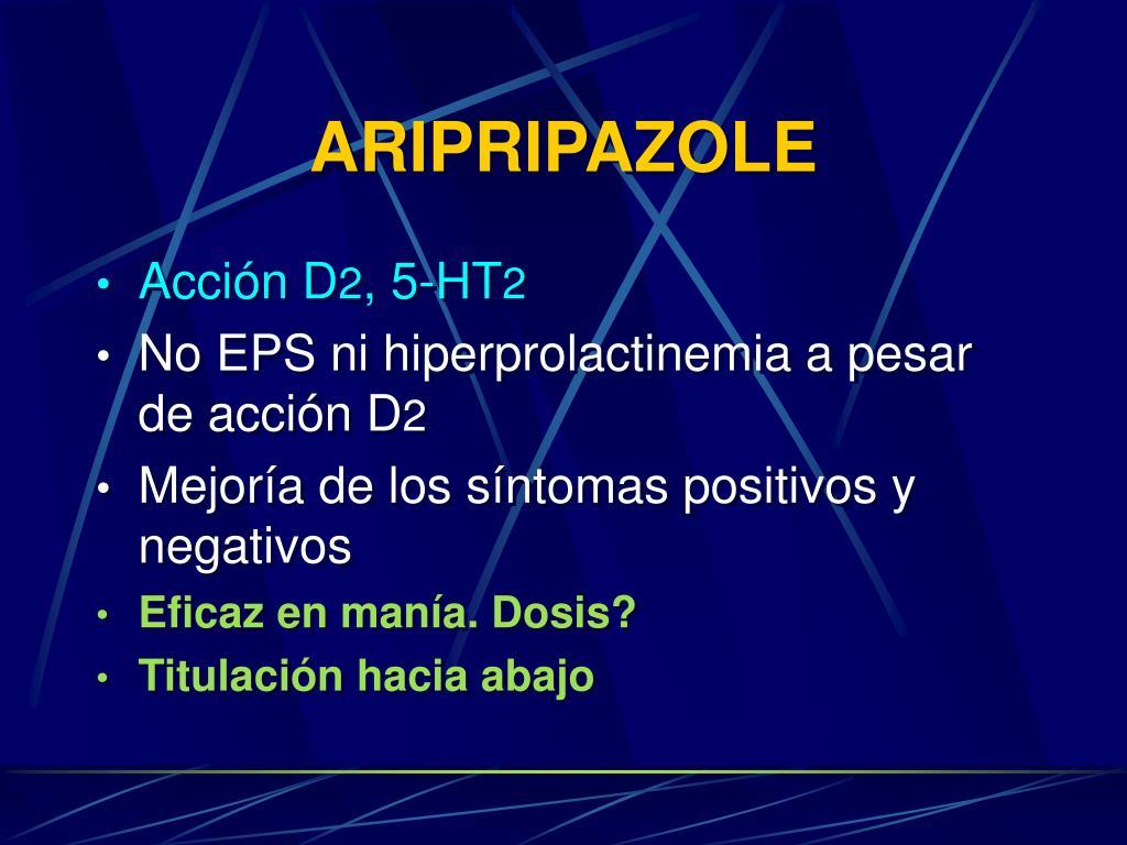 ARIPRIPAZOLE