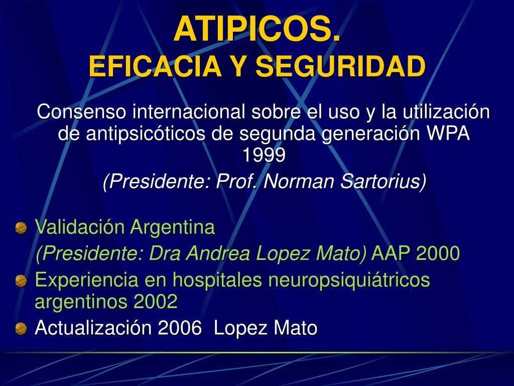 ATIPICOS.