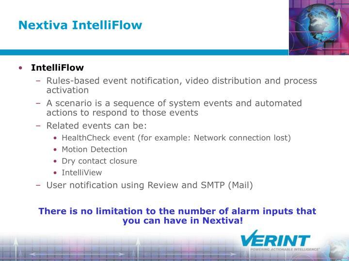 Nextiva IntelliFlow