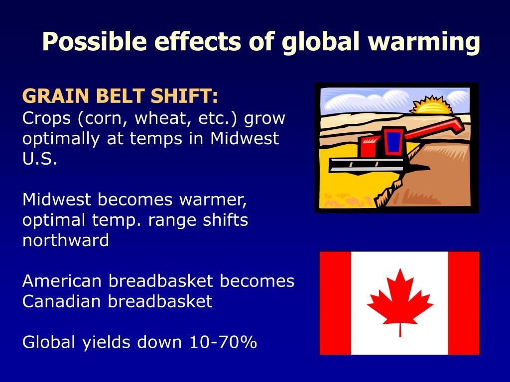 American breadbasket becomes Canadian breadbasket