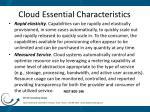 cloud essential characteristics2