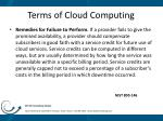 terms of cloud computing1
