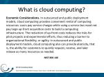 what is cloud computing5