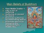 main beliefs of buddhism2