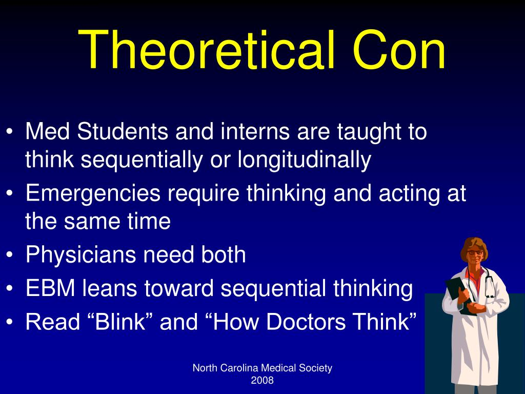 Theoretical Con