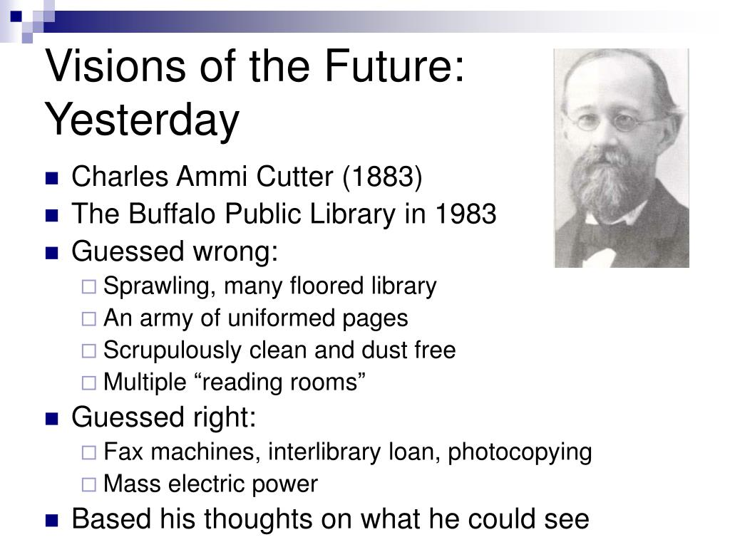 Visions of the Future:
