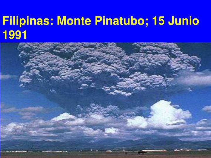 Filipinas: Monte