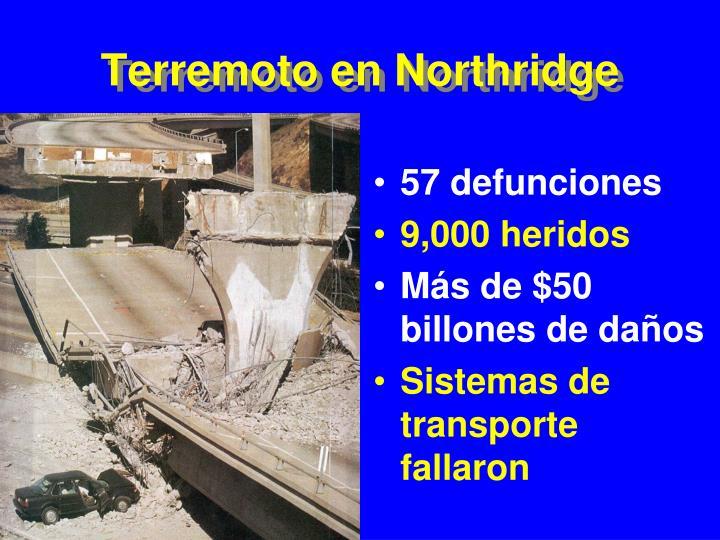 Terremoto en