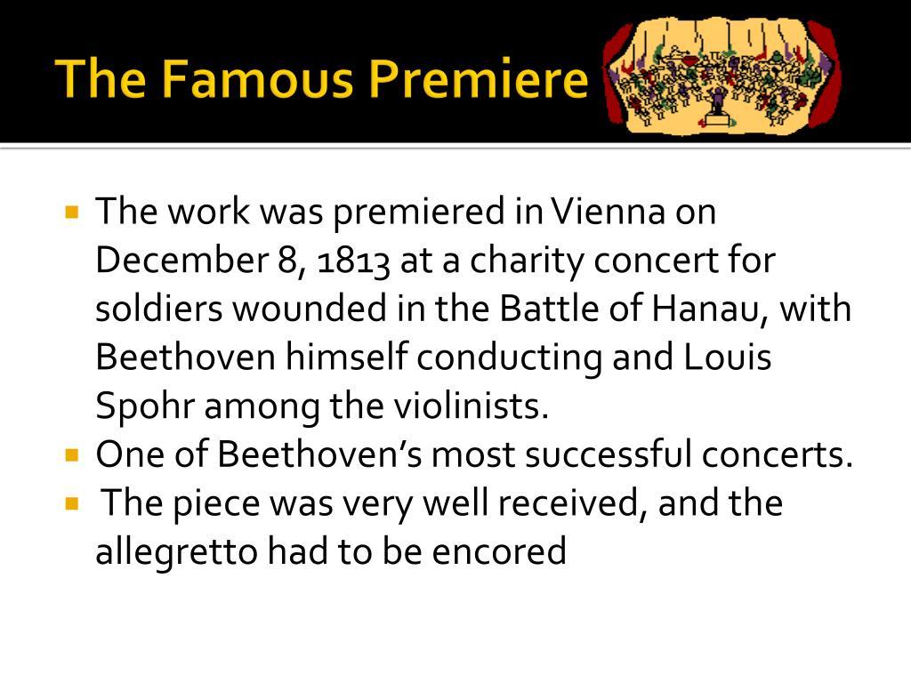 The Famous Premiere