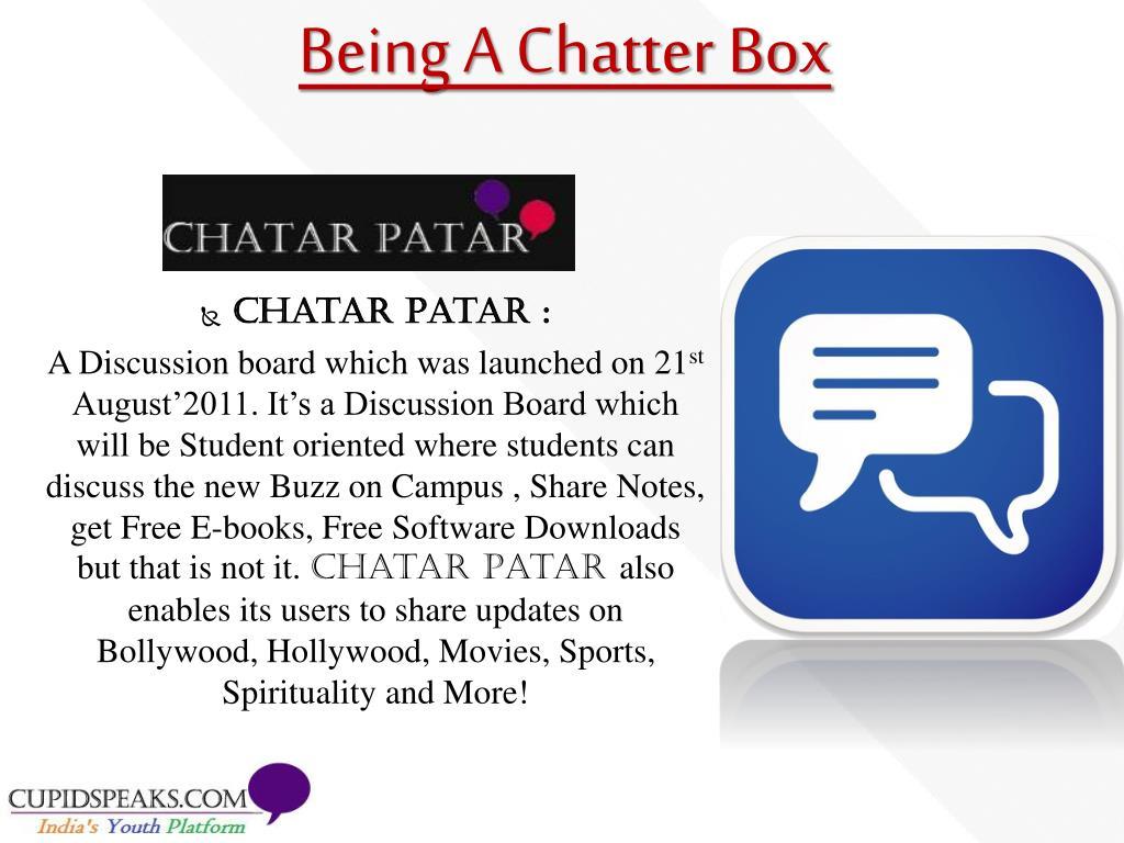 Chatar Patar :