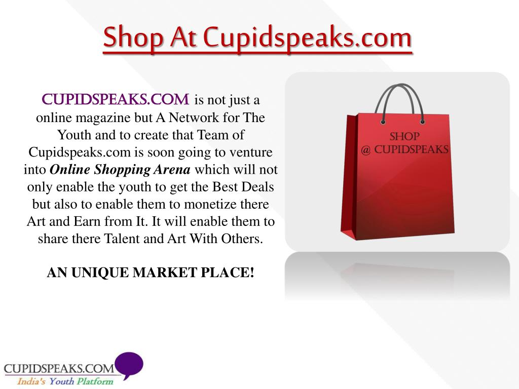 Cupidspeaks.com