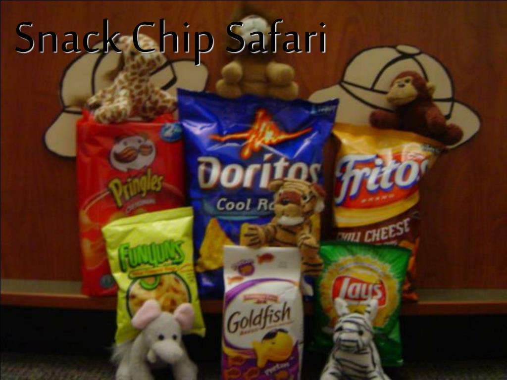 Snack Chip Safari