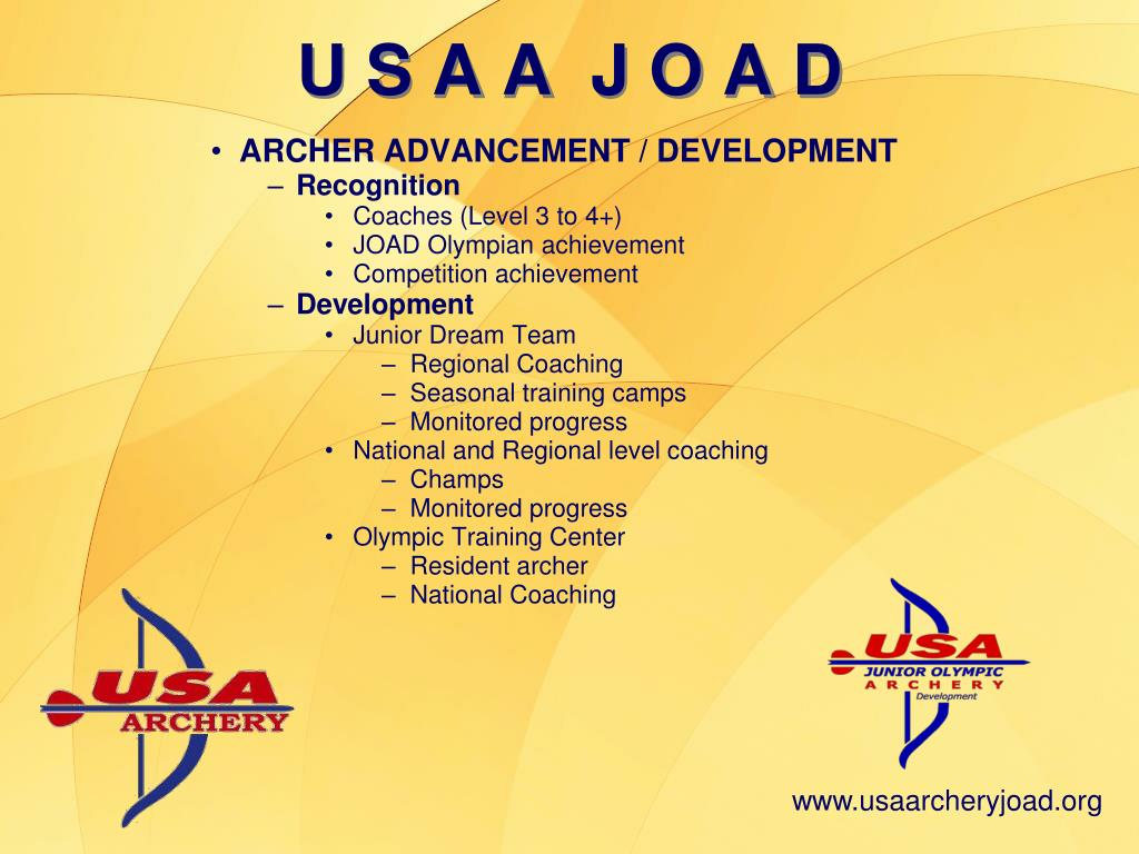 ARCHER ADVANCEMENT / DEVELOPMENT