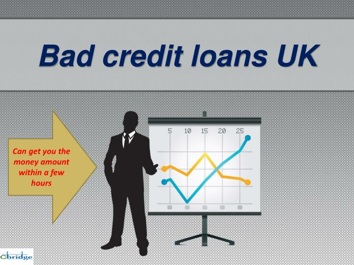 PPT - Bad credit loans can get you the money amount within a few h PowerPoint Presentation - ID ...