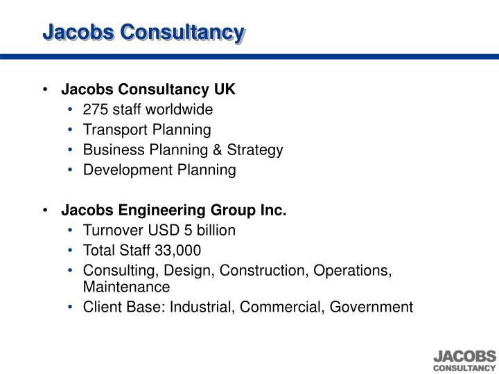 Jacobs Consultancy