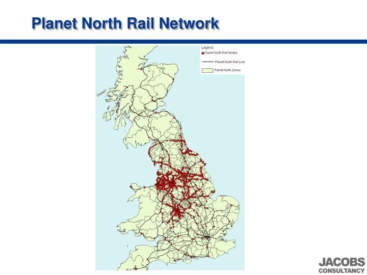 Planet North Rail Network