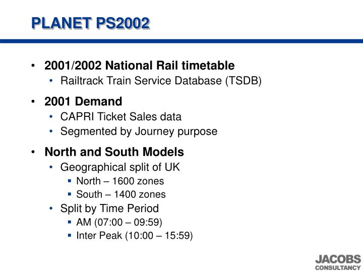 PLANET PS2002