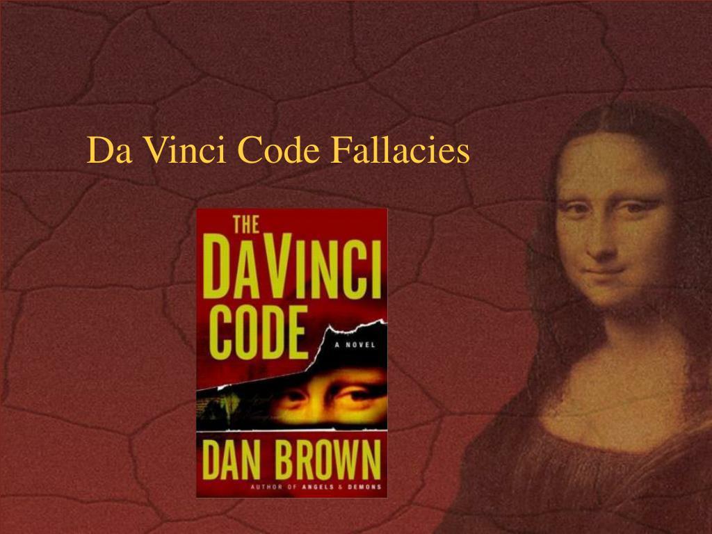 Da Vinci Code Fallacies