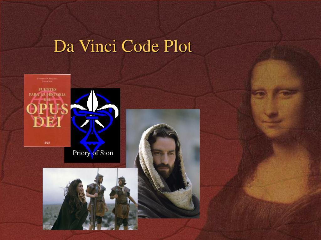 Da Vinci Code Plot