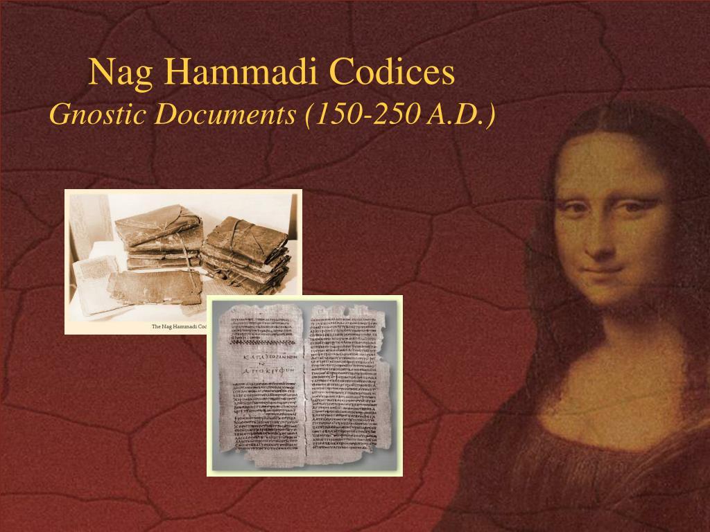 Nag Hammadi Codices