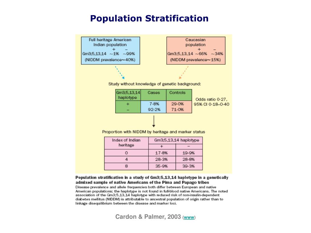 Population Stratification
