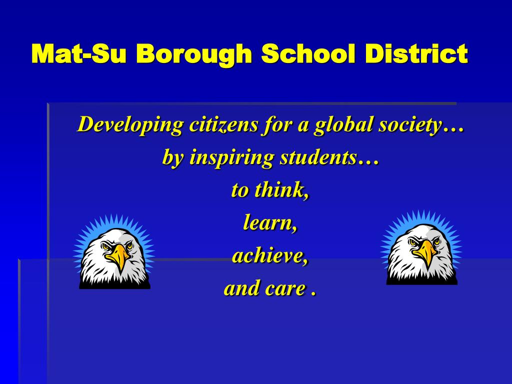 Mat-Su Borough School District