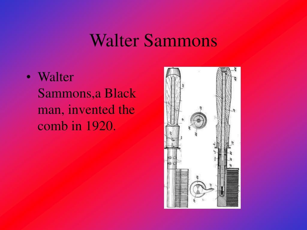 Walter Sammons