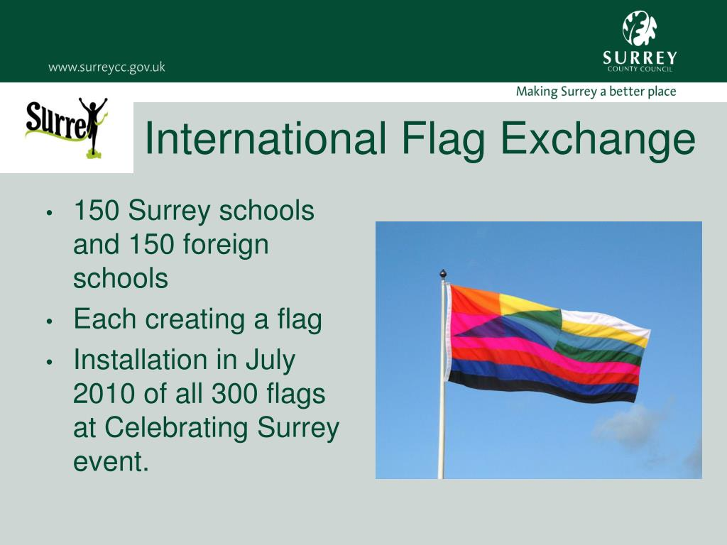 International Flag Exchange