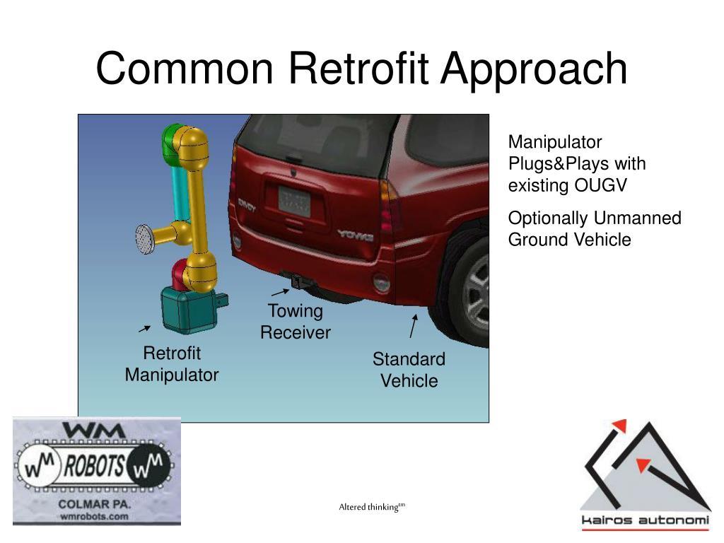 Common Retrofit Approach