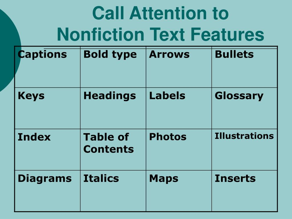 Call Attention to