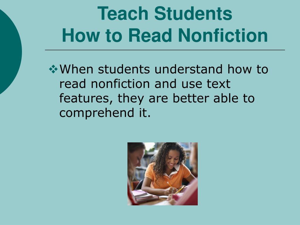 Teach Students