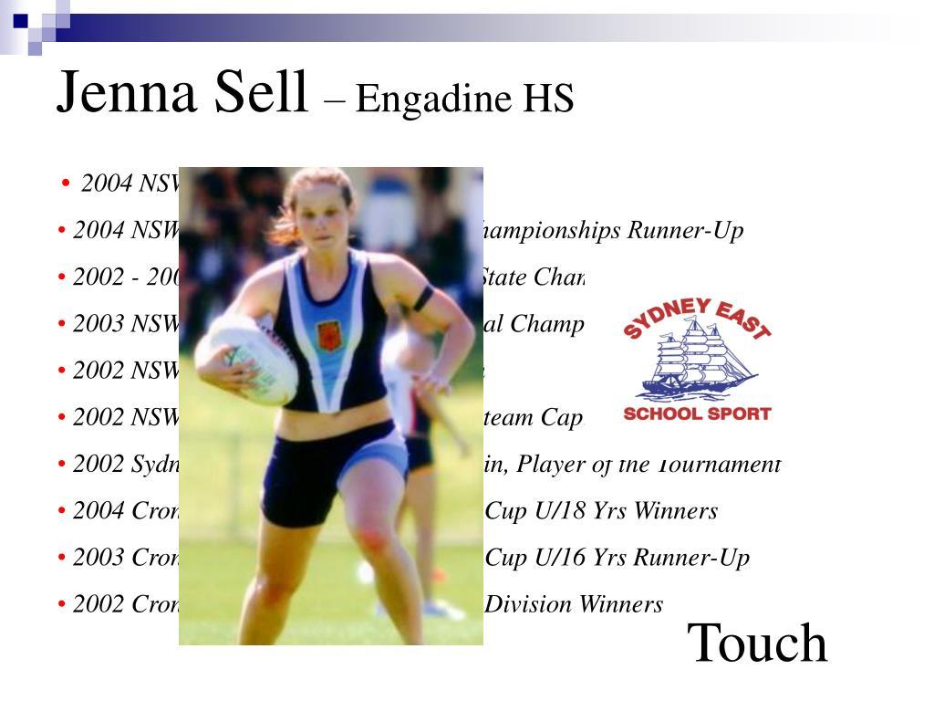 Jenna Sell