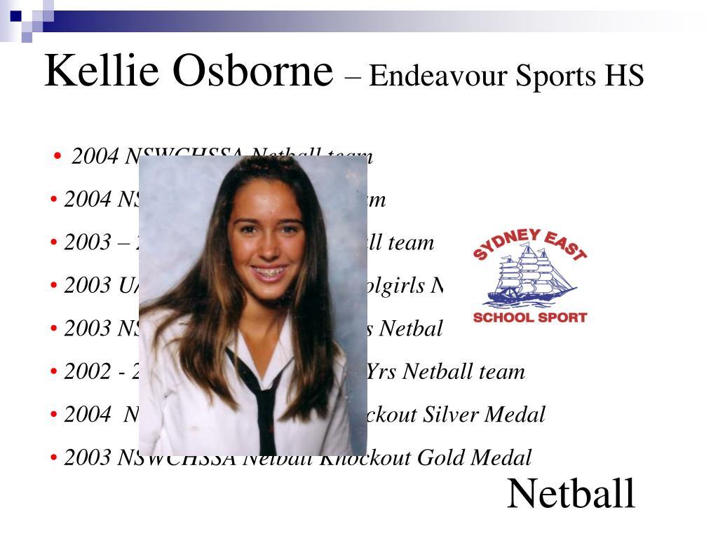 Kellie Osborne