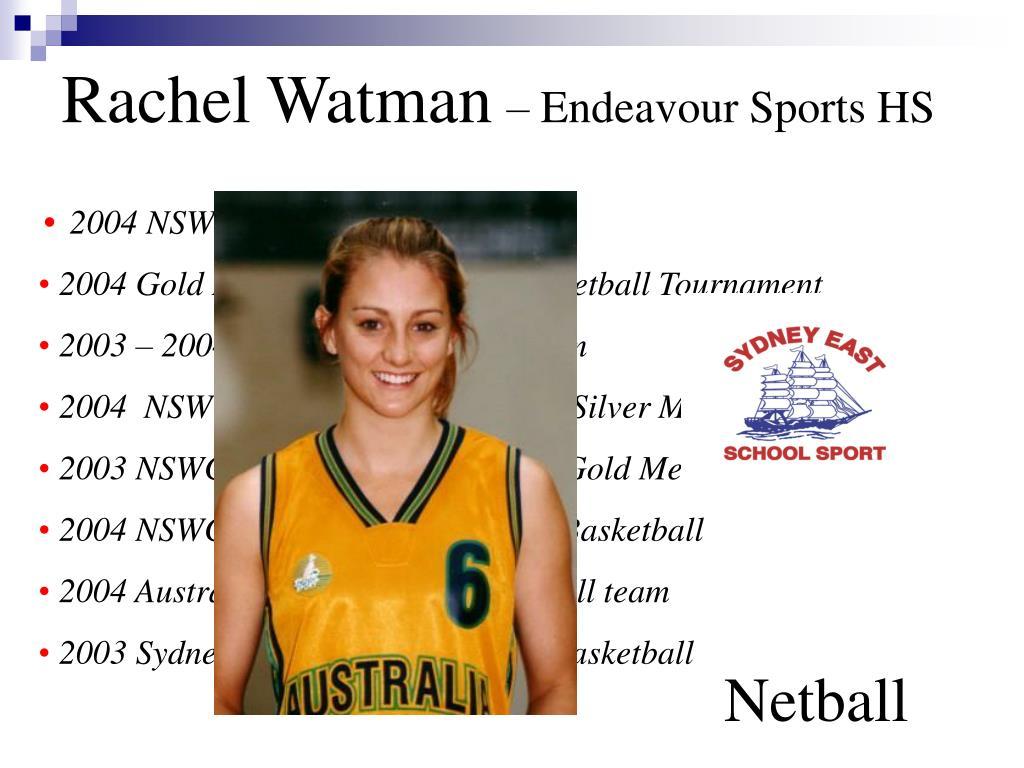 Rachel Watman