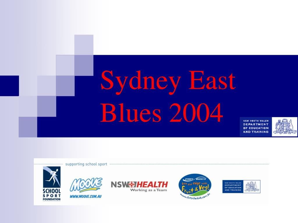 Sydney East Blues 2004