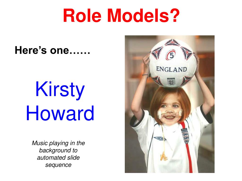 Role Models?