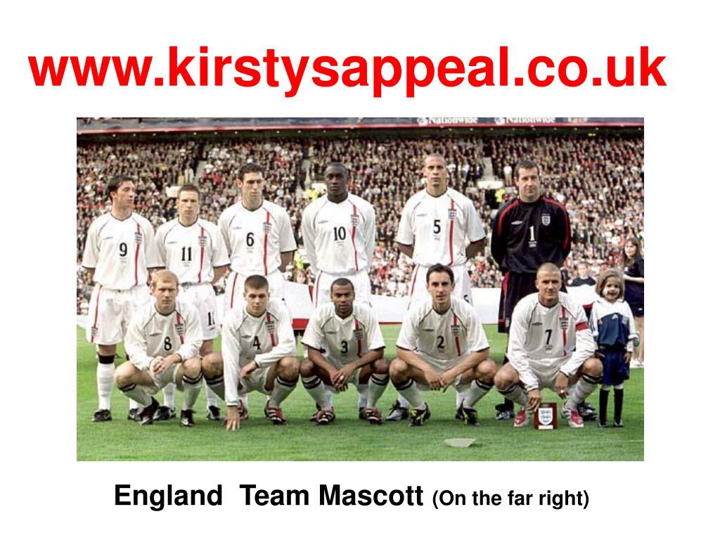 www.kirstysappeal.co.uk