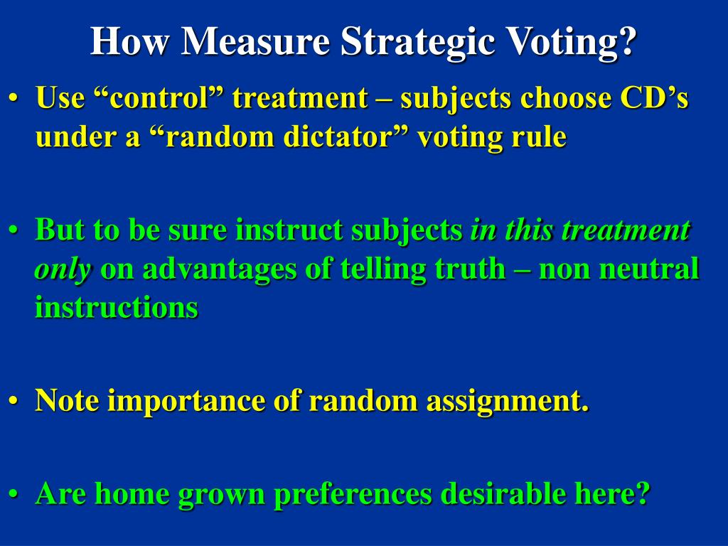 How Measure Strategic Voting?